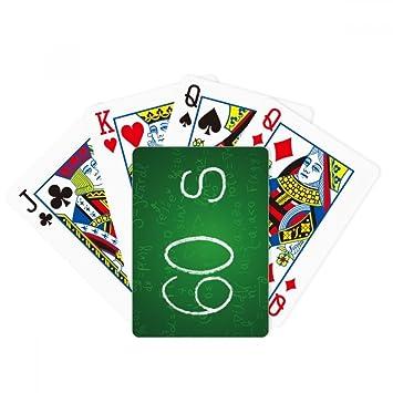 Juego de cartas de mesa de regalo de 60 segundos, de la marca ...