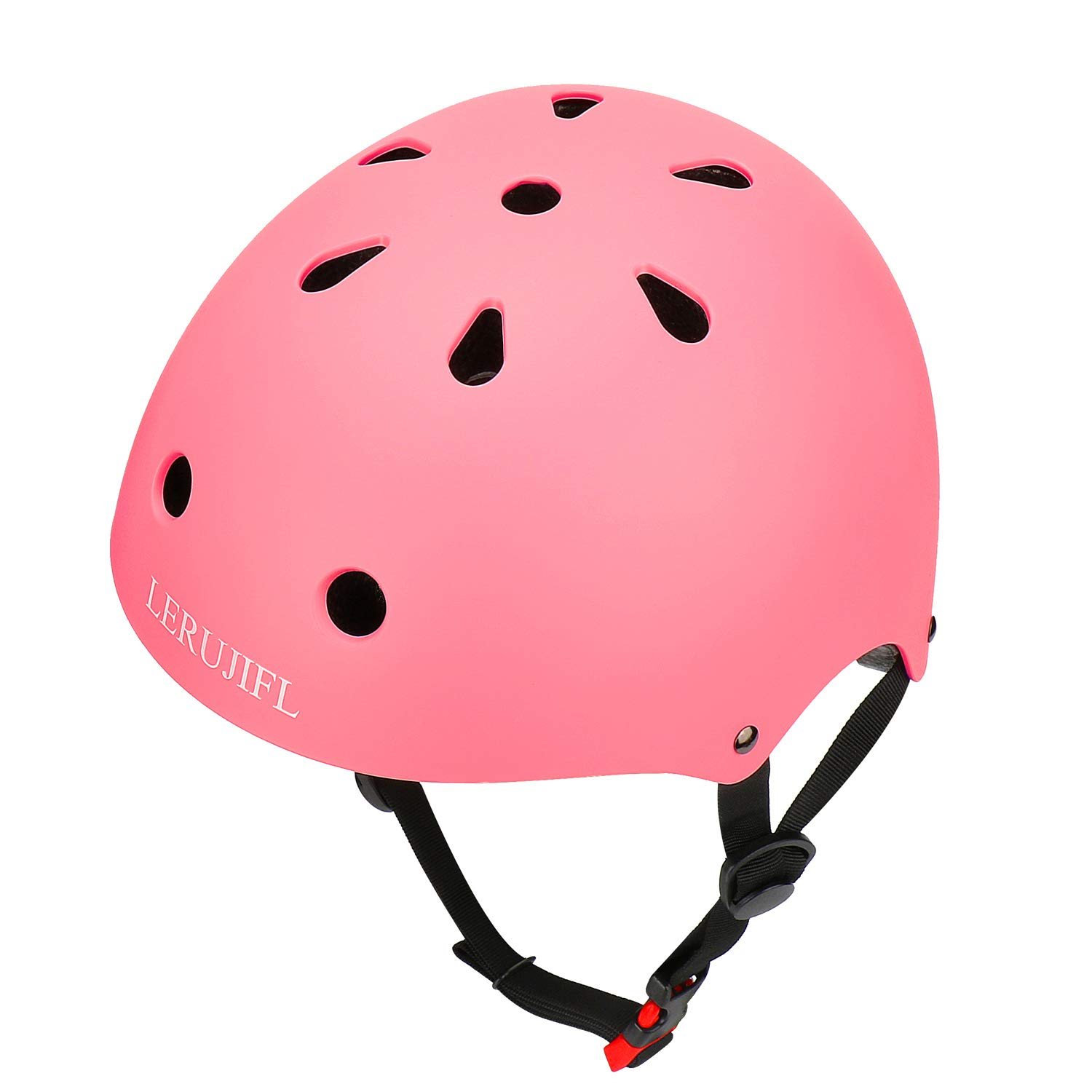 LERUJIFL Kids Helmet Adjustable from Toddler to Youth Size,Ages 3 to 8 Years Old Boys Girls Multi-Sports Safety Cycling Skating Scooter Helmet – CSPC Certified for Safety