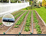 BioPlus Garden Drip Tape Irrigation Kit 500'