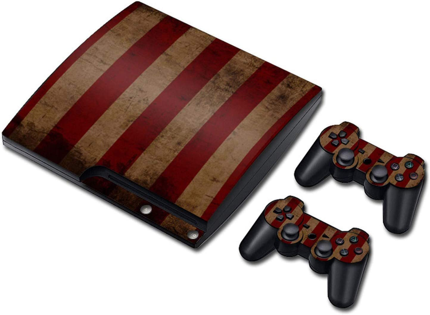 Amazon com: Decal skin cover Sticker vinyl pvc For Playstation 3