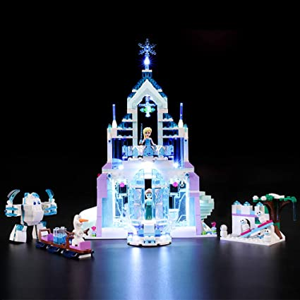 """LEGO 41148 /""""Elsa/'s Magical Ice Palace/"""" Building Toy"""