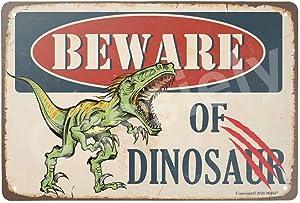 Beware of Dinosaur - 8