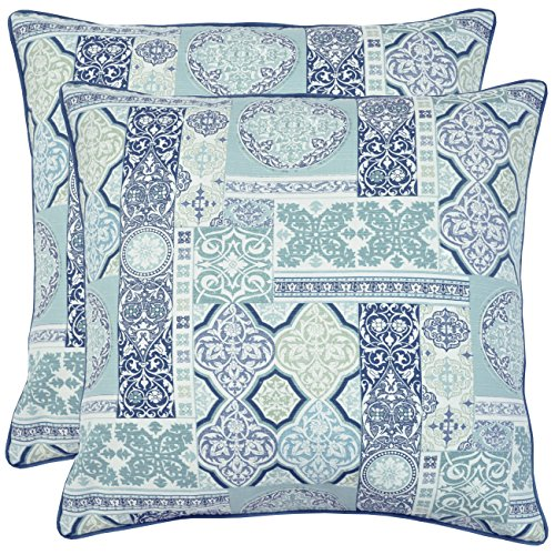 Anderson Collections Set - Balmont Collection Anderson Printed Accent Pillow (Set of 2), 20