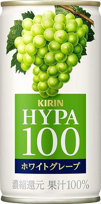 キリン ハイパー100 ホワイトグレープ 190g缶×30本
