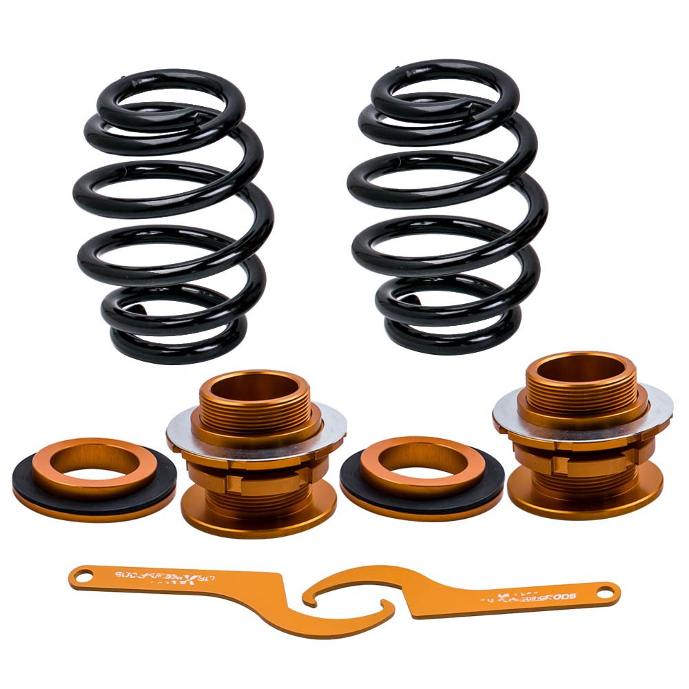1992-1999 Coilovers Shock Suspension for BMW E36 318i 318is 318ic 320i 323i 323ic 323is 325is 325ic 328i 328is 328ic M3 Gold