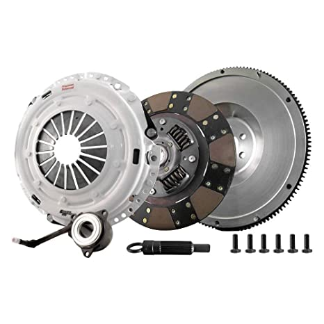 Clutch Masters 02016-HDFF-SKH - Kit de embrague y volante de disco con