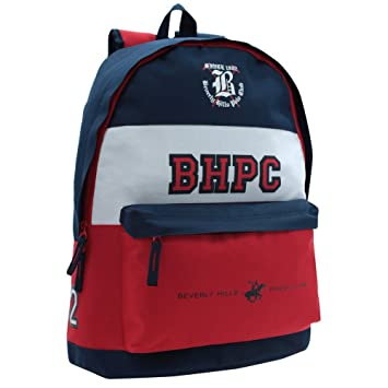 Beverly Hills Polo Club 52723A1 Mochila Escolar, 21.5 litros ...
