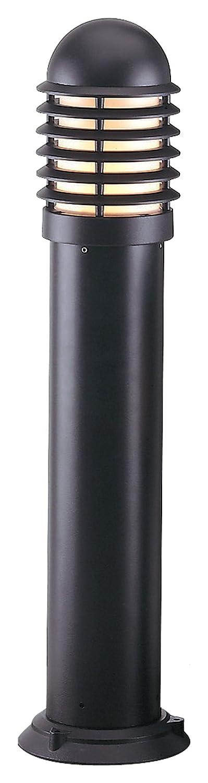 Firstlight 100 Watt 1 x E27 730 mm Ip43 Bollard, Black B730BK