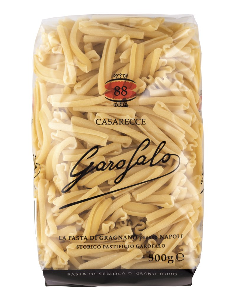 Casarecce Garofalo 16X500 500 Gr - [Pack De 16] - Total 8 Kg: Amazon.es: Alimentación y bebidas