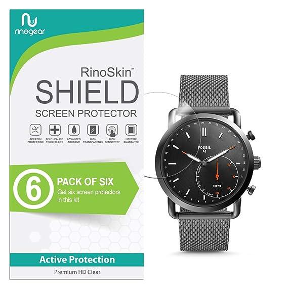 Amazon Com Rinogear Fossil Hybrid Smartwatch Q Commuter Screen