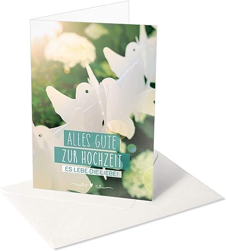 Ich wünsch Dir was/Grußkarte/Glückwunschkarte zur Hochzeit