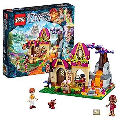 Lego Elves Azari and The Magical Bakery 41074: Toys & Games