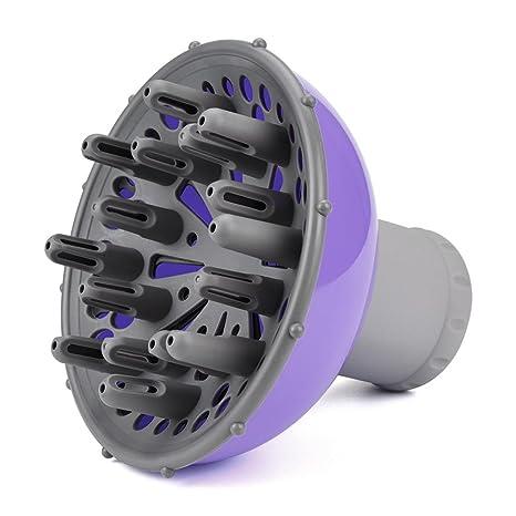 Fossen Universal Difusor para Secador de pelo Peluquería Herramienta(Secador con Diámetro de 1.7 a