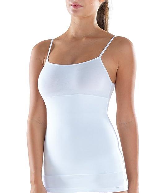 Blackspade Mujer Moldeador Body Control Ilusión Chaleco de tirantes para hombre, color blanco, negro o Nude, UK 8 - 16: Amazon.es: Ropa y accesorios