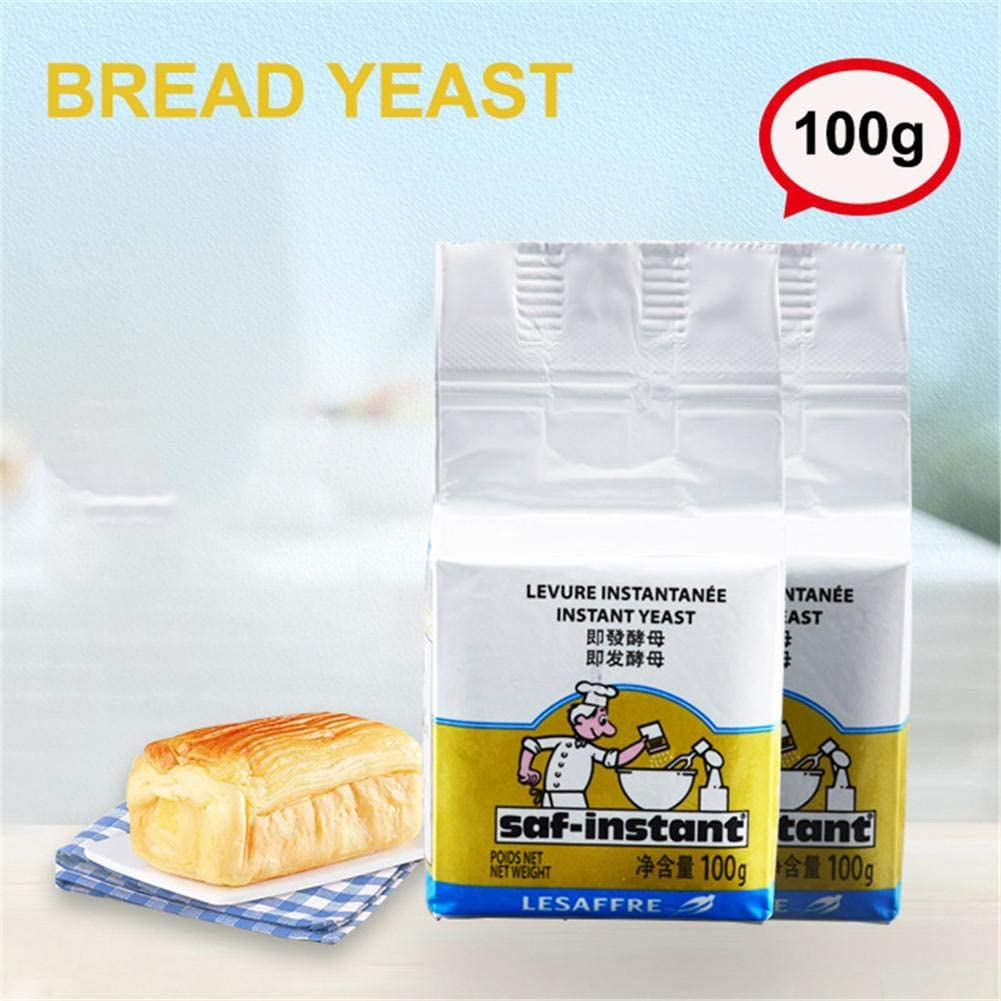 Special Dry Yeast Measuring Cup with Sealing Clip Kitchen Gadgets Household Baking Pastry Tool