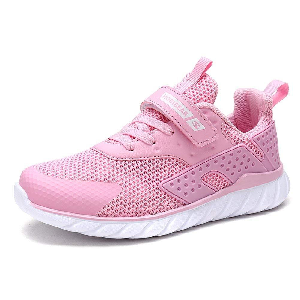 e3b96a484617a7 populalar Sneakers Bambini Ragazzi Scarpe Sportive Ragazze da Interno  Scarpe da Corsa per Bambini Unisex Nero