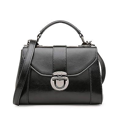 Amazon.com: Women Handbags Lock Bolsos Mujer Bolsas Feminina ...