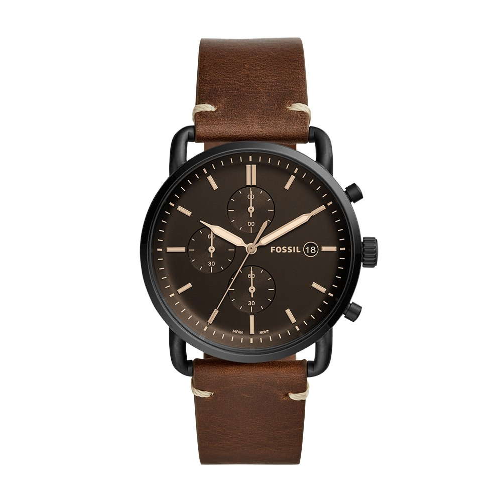 Fossil Mens el Commuter Chrono – fs5403