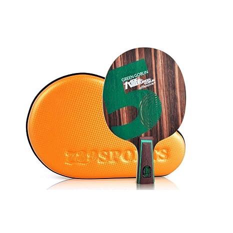 KPPTO Raqueta de Tenis de Mesa - Raqueta de Tenis de Mesa de ...