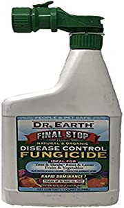 DR EARTH 1023 Disease Fungicide, 32-Ounce