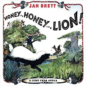 Honey...Honey...Lion! Audiobook