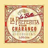 LaBella C80 La Bella Charango Set