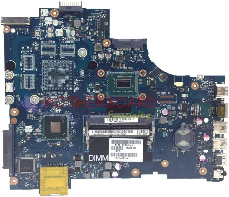 Lysee Laptop Motherboard - Vieruodis FOR Dell Inspiron 17R 5721 5721 3721 laptop motherboard w/ I3-3227U CPU ddr3 VAW11 LA-9102P CN-06006J 06006J 6006J