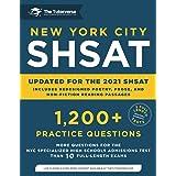 New York City SHSAT: 1,200+ Practice Questions