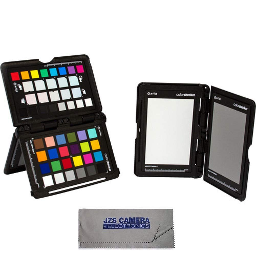 X-Rite ColorChecker Passport Photo 2 with Cleaning Cloth by X Rite