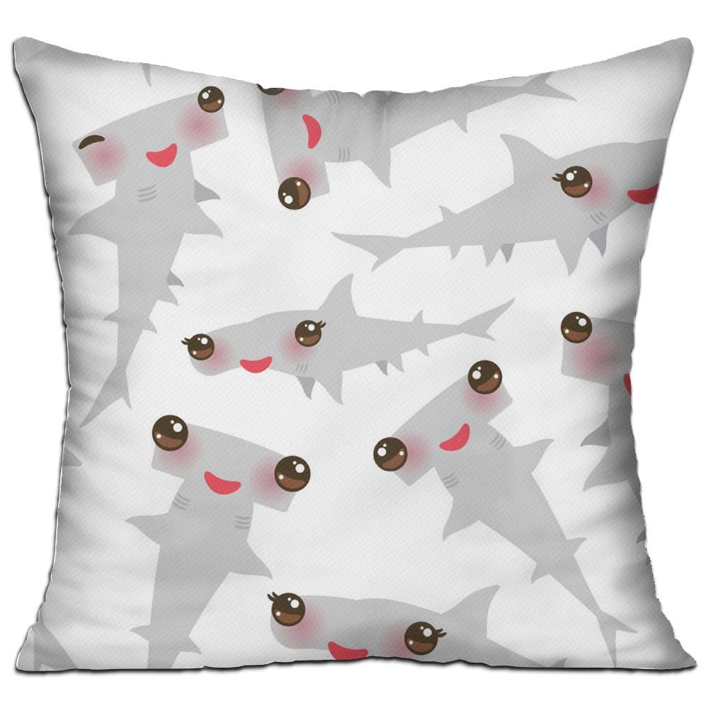 3732162d60 hot sale Hammerhead Shark Fashion Custom Soft And Comfortable Pillow ...