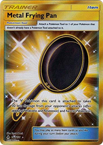 Metal Frying Pan - 144/131 - Secret Rare - Forbidden Light -