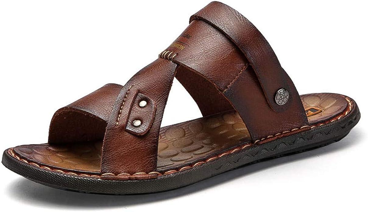 end Leather Fashion Beach Sandals   Sandals