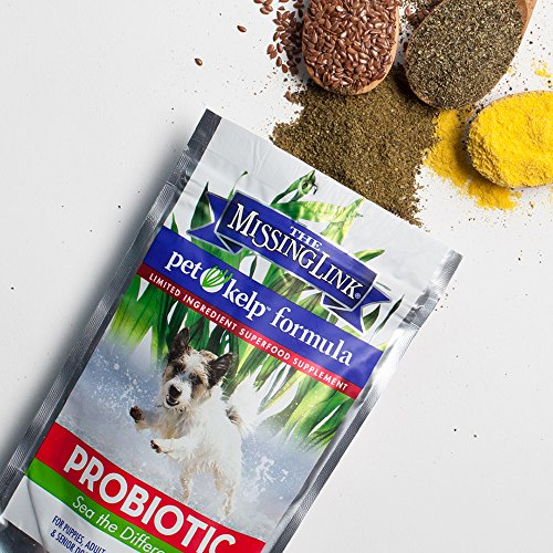 The Missing Link Organic Pet Supplements Vitamins