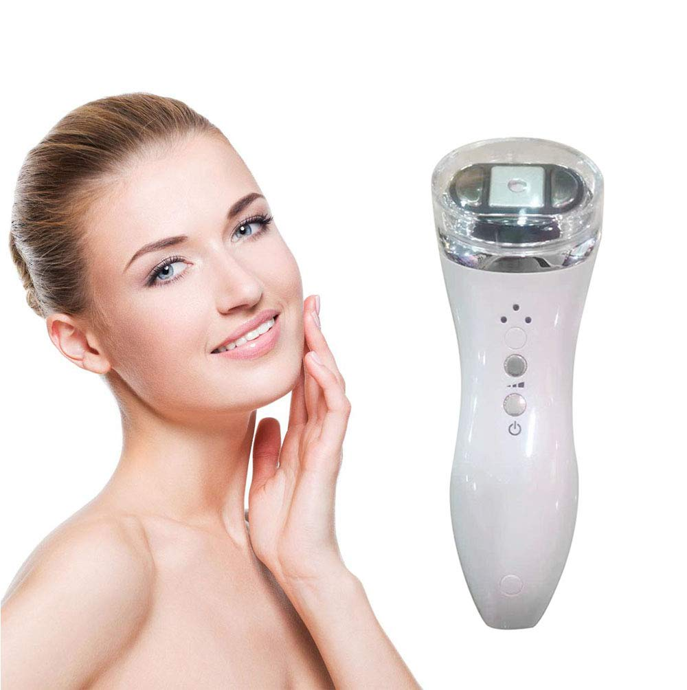vinmax vinmax High Intensity Focused HIFU RF LED Skin Rejuvenation Facial Machine Face Lift Tighten Skin Firming Wrinkles Remove Anti-Aging Beauty Salon Home Use (Shipping from US)