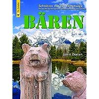 Schnitzen mit der Kettensäge: Bären (HolzWerken)