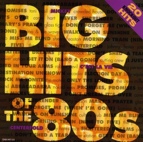 Big Hits 80s Various Artists product image