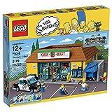 2179 Pieces, Kwik-E-Mart Building Kit