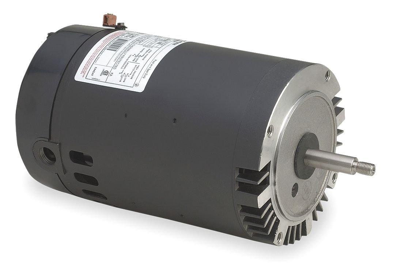 A.O. Smith B227SE 0.75HP 115V / 230V Round C-Flange 56J Frame Motor