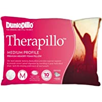Dunlopillo Therapillo Premium Medium Profile Pillow