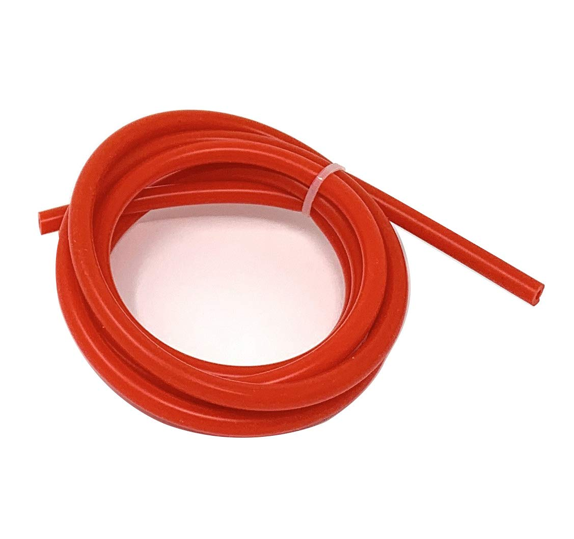 3//8 Inch , BLACK 10MM JNK NETWORKS High Performance 5 Feet Length Silicone Vacuum Hose Line