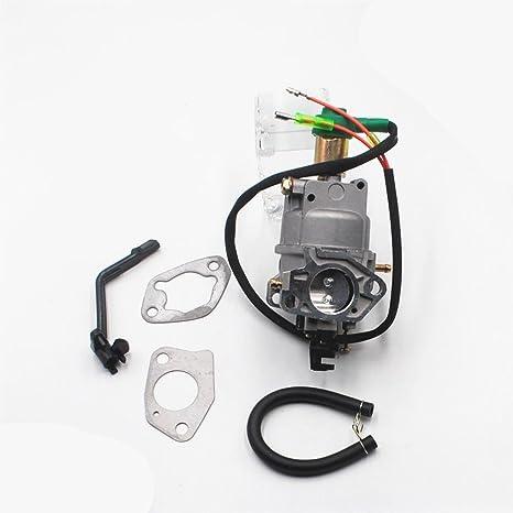 Carburetor For Champion Power CPE 41430 420CC 7500 9375 Watt Carb Gas Generator