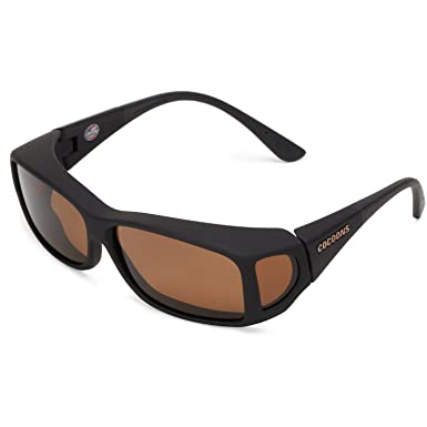 8b64b3148f Image Unavailable. Image not available for. Colour  Cocoons C422A Wide Line  Sunglasses