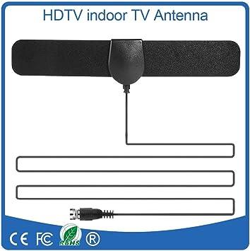 iBaste_S Antena de TV 240 Millas HD 4K Antena de TV Digital ...