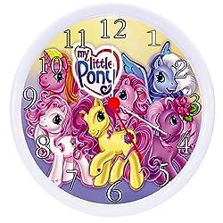 Rusch Inc. My Little Pony Wall Clock
