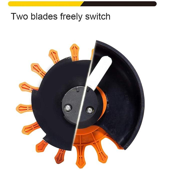 Hfoobsa Mini Cortabordes Doble Asa Doble Interruptor Dos Cuchillas ...