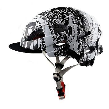 Casco de bicicleta ultraligero para adulto, casco de ...