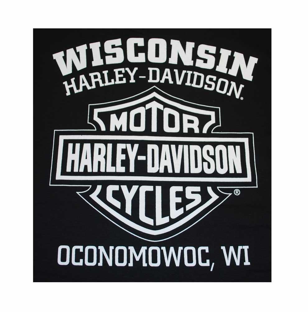 78cf9bbd Harley-Davidson Men's H-D Skull Badge Short Sleeve T-Shirt Black. 30298293  - 30298293_V2 < Clothing < Clothing, Shoes & Jewelry - tibs