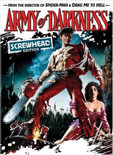 DVD : Army of Darkness (Screwhead Edition) (Special Edition, Dolby, AC-3, O-Card Packaging, Widescreen)