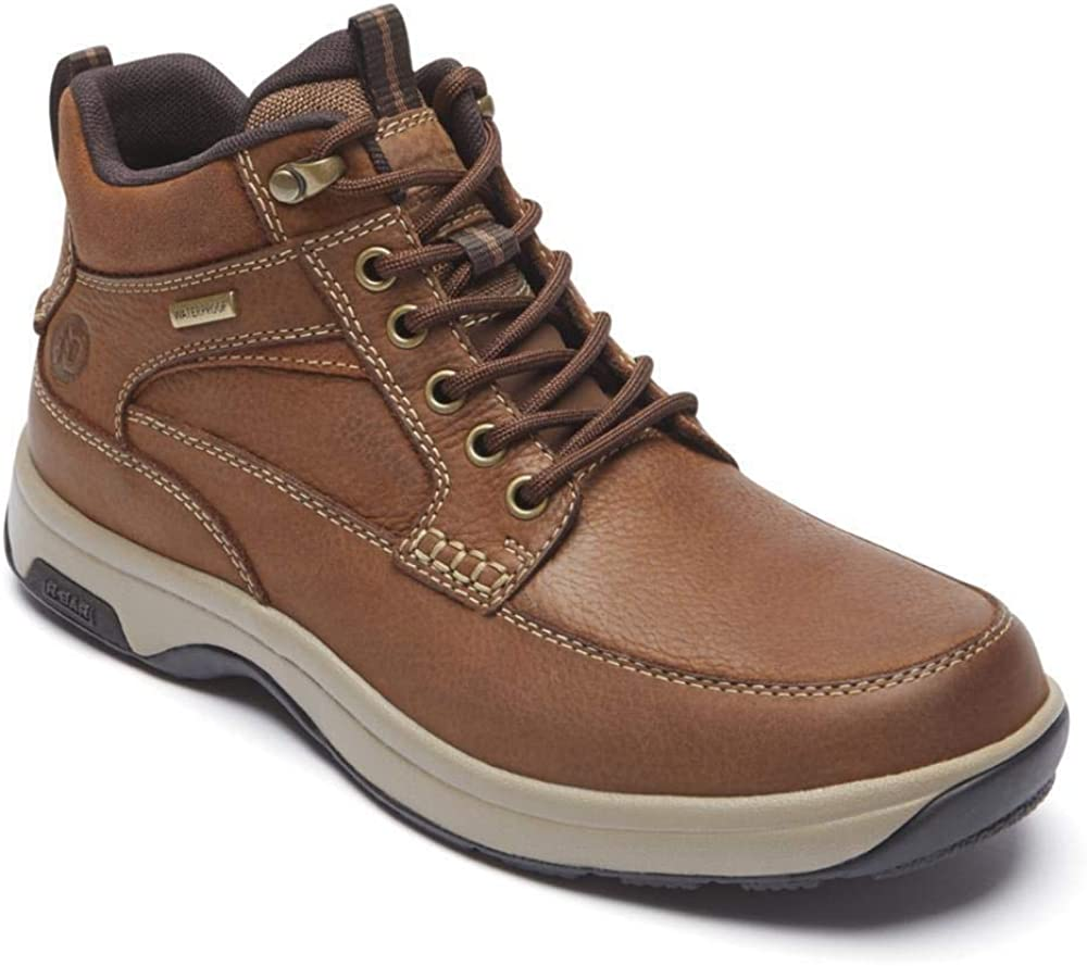 Dunham Men's 8000 Mid Boot Ankle