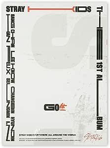 STRAY KIDS 1st Album - GO生 [ Standard ver. / A Type ] CD + Photobook + Photocards + Unit Lyric Leaflet + 4 Cut Film + Secret Card + FREE GIFT